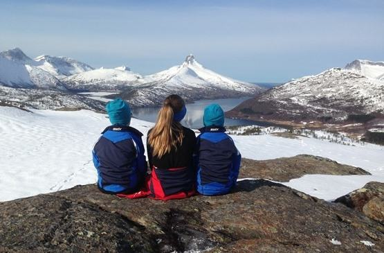 Fjell møter fjord, foto LMEA