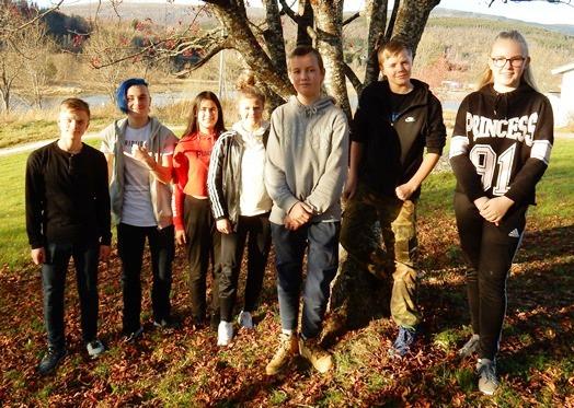 Sørfold ungdomsråd 2017-18