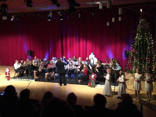 Julekonsert med SSUK
