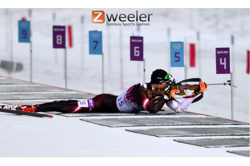 Du kan starta ditt eget skidskytte-team med 15 åkare och öka spänningen än mer när du följer skidskyttetävlingarna i österrikiska Hochfilzen.