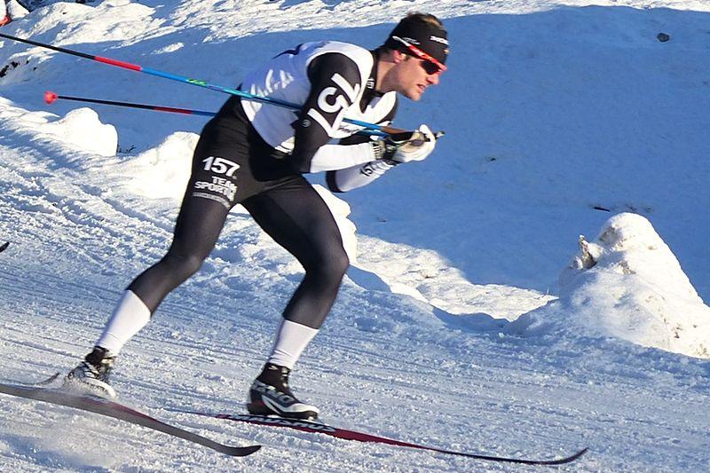 Grönklitts Julmarathon 27 december har har lockat allt från elit till familjer till start. En som kommer ha bråttom i spåret är Jimmie Johnsson. FOTO: Johan Trygg/Längd.se.