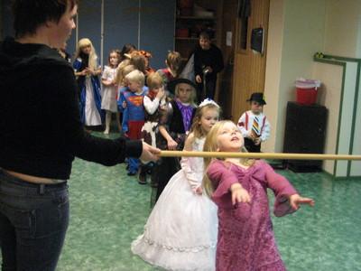 Karneval i Hasvik Barnehage