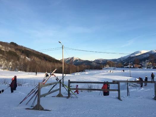 Skistadion i Seljeåsen