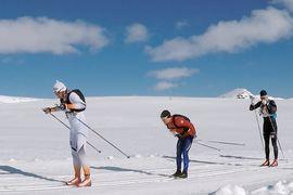 I sjätte avsnittet av Worldloppet TV Magazine hälsar vi bland annat på hos Fossavatnsgangan på Island.