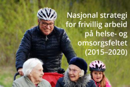 Ingressbilde til artikkel om nasjonal strategi for frivillig arbeid