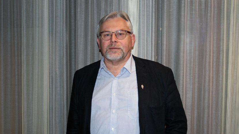 Bilde av Arne Sverre Dahl, prosjektrådmann