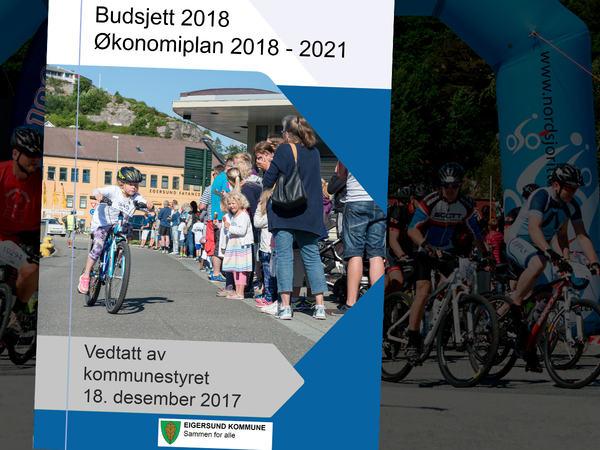Budsjett for 2018