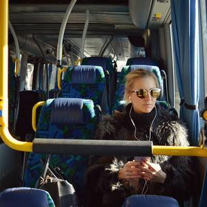 Busspassasjer