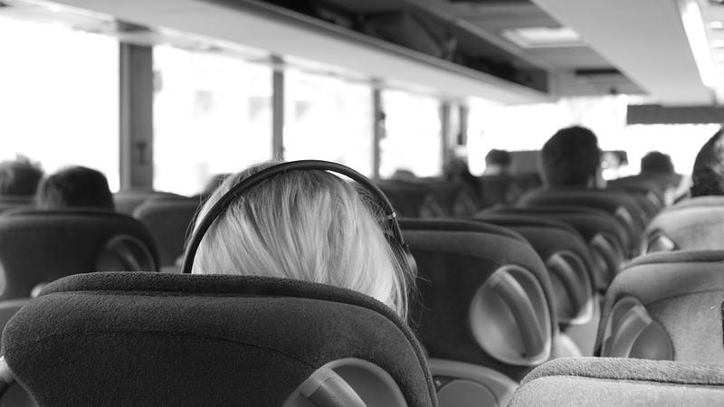 Busspassasjerer