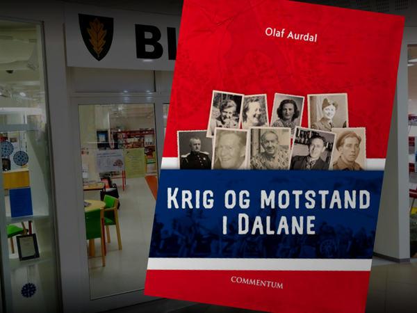 BOK: Krig og motstand i Dalane