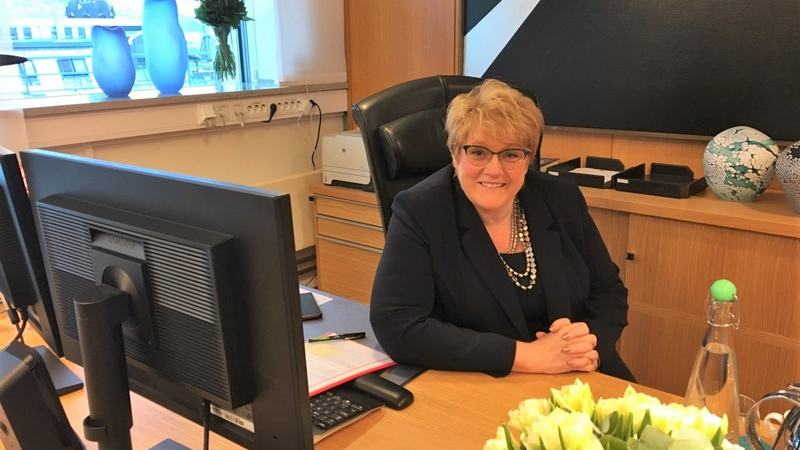 Trine Skei Grande ny kulturminister