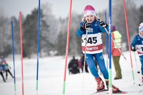 Koncentrationen på topp. FOTO: Henrik Rådmark.