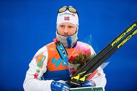 Martin Johnsrud Sundby pekas ut för att medvetet ha tagit stora doser av astmamedicin. FOTO: Jon Olav Nesvold/Bildbyrån.