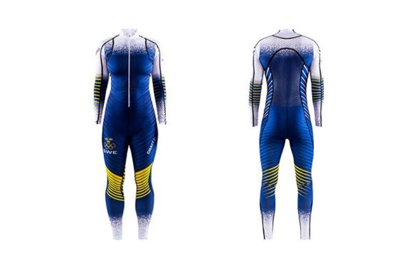 OS-dräkten Stratum är längdlandslagets nya racingdräkt. Enligt tillverkaren Craft är den helt unik.