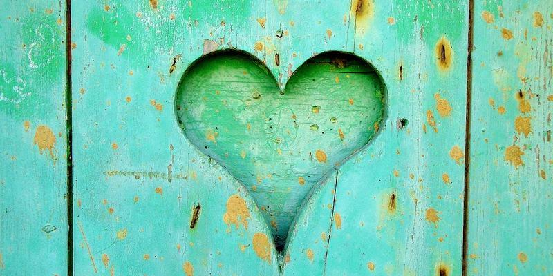 Hjerte tredør