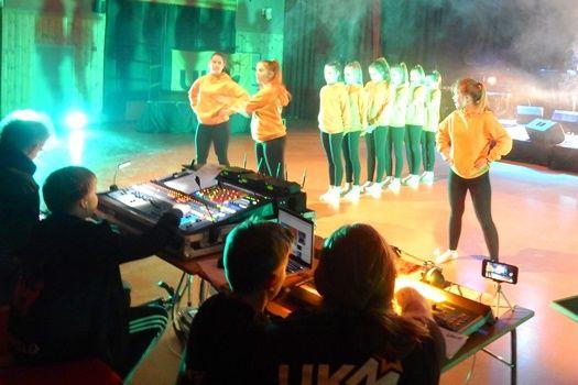 Dansere i UKM 2018