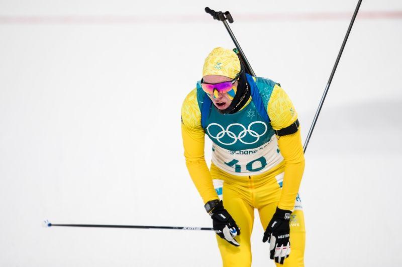 Sebastian Samuelsson gjorde en stark OS-debut med 14:e plats. FOTO: Petter Arvidsson/Bildbyrån.