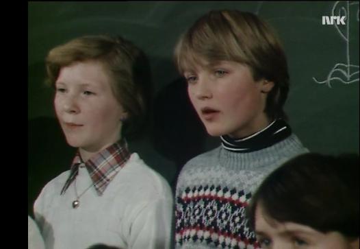 Musikkskole på Kvarv 1981