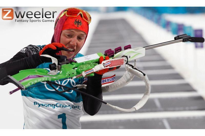 Du kan starta ditt eget skidskytte-team med 12 åkare och öka spänningen än mer när du följer masstartloppen i skidskytte från OS i PyeongChang.