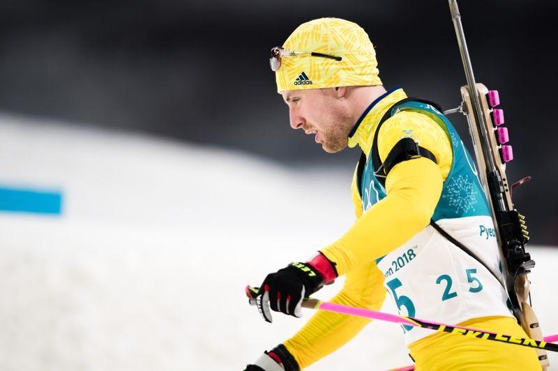 Jesper Nelin åkte in på en fin niondeplats på masstarten. FOTO: Carl Sandin/Bildbyrån.