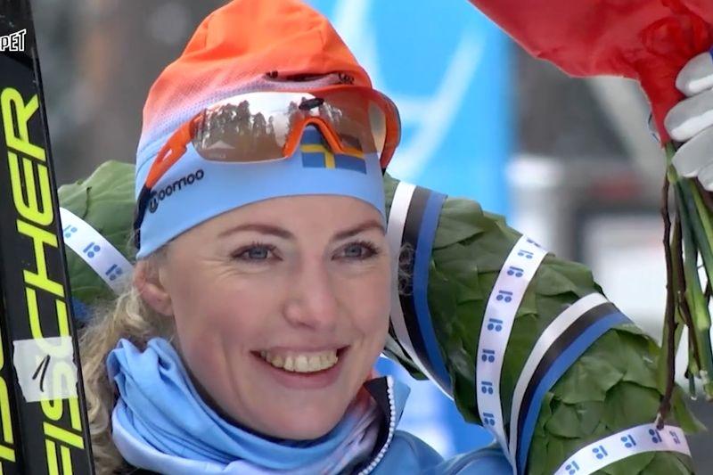 I 13:e upplagan av Worldloppet TV Magazine så får vi bland annat se när Maria Gräfnings åkte hem segern i Tartu Maraton.