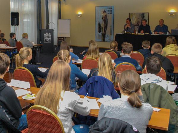 Barn og unges kommunestyre i Eigersund