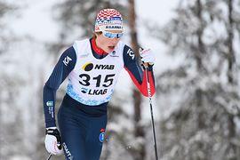 William Poromaa får motta det första stipendiet ur Charlotte Kallas stiftelse. FOTO: Carl Sandin/Bildbyrån.