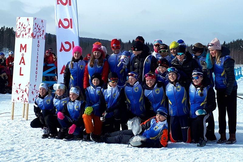 Dalarna segrade i ICA cup-finalen som arrangerades av Rehns BK i Bollnäs i helgen. FOTO: Rehns BK.