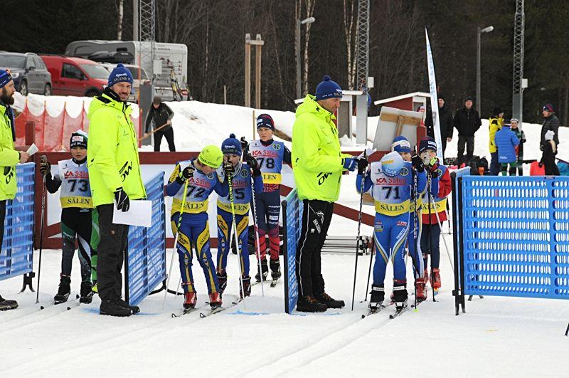 En rolig tävlingshelg väntar för unga skidåkare väntar i helgen. Det handlar om tredagarstävlingen Västerdala Ski Tour.