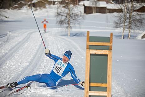 Ulf Angelsiöö gav allt. FOTO: www.adamediamedmera.se