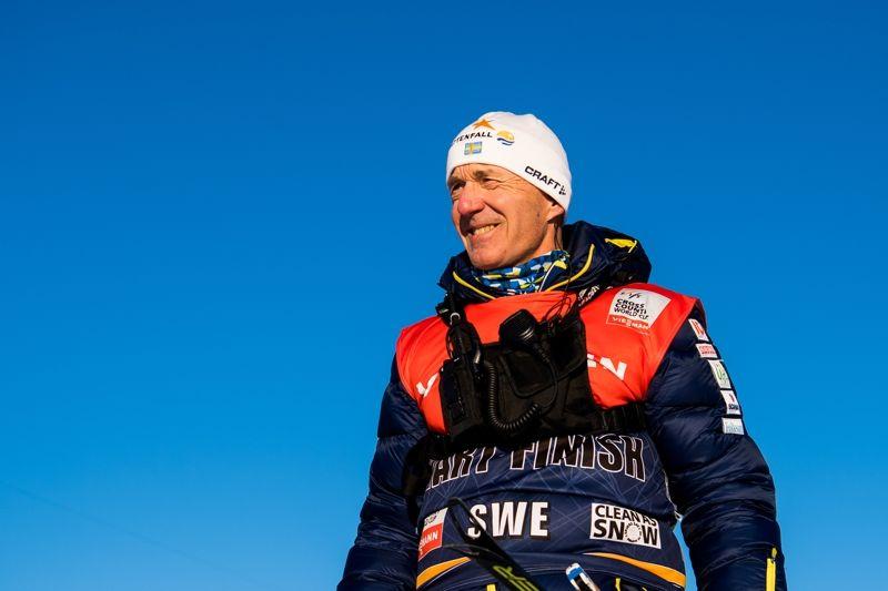 Ole Morten Iversen har gjort klart att det inte blir någon fortsättning som tränare i det svenska längdlandslaget. FOTO: Jon Olav Nesvold/Bildbyrån.