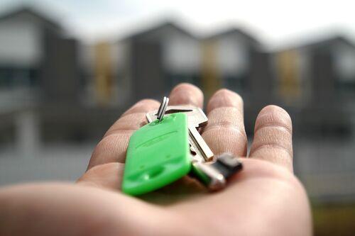 Nøkkel i hånden