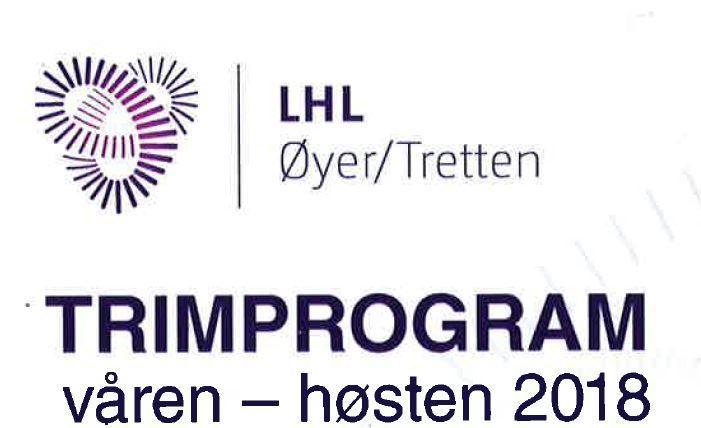 LHL Øyer-Tretten logo