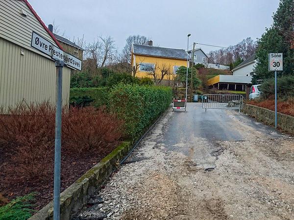 Øvre Prestegårdsvei