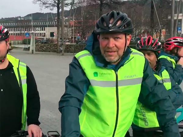 Sykkelbyen med fremstøt på el-sykkel