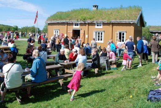 Friluftsmuseet i Bodøsjøen