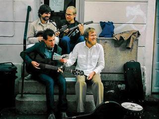 Bergen mandolinband