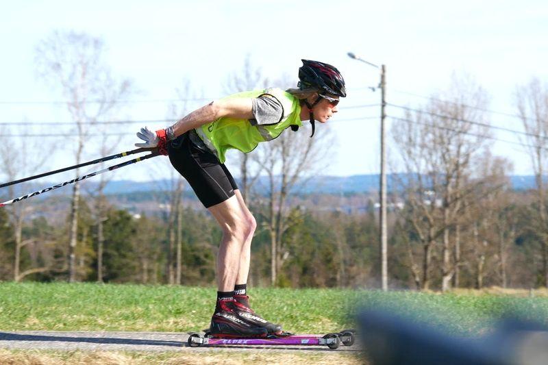 Längdåkningsprofilen Erik Wickström har startat Wickström Coaching tillsammans med Jojje Borssén. Upplägget har fått en flygande start.