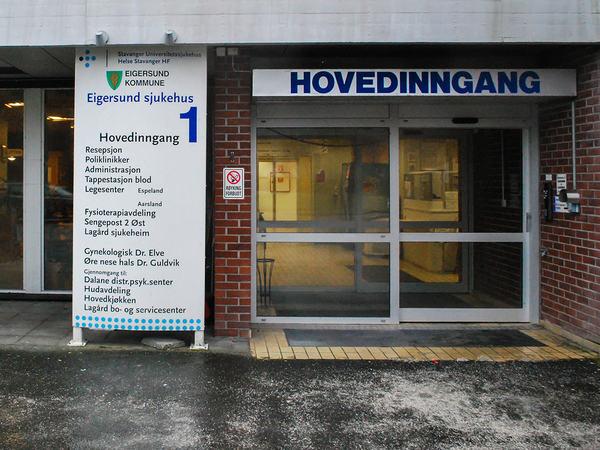 Sykehuset på Lagård