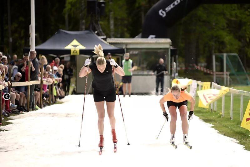 10 maj finns chansen att åka supersprint när IK Rex Ottarsloppet arrangerar Ottarsloppet för 50:e gången. FOTO: Ottarsloppet.