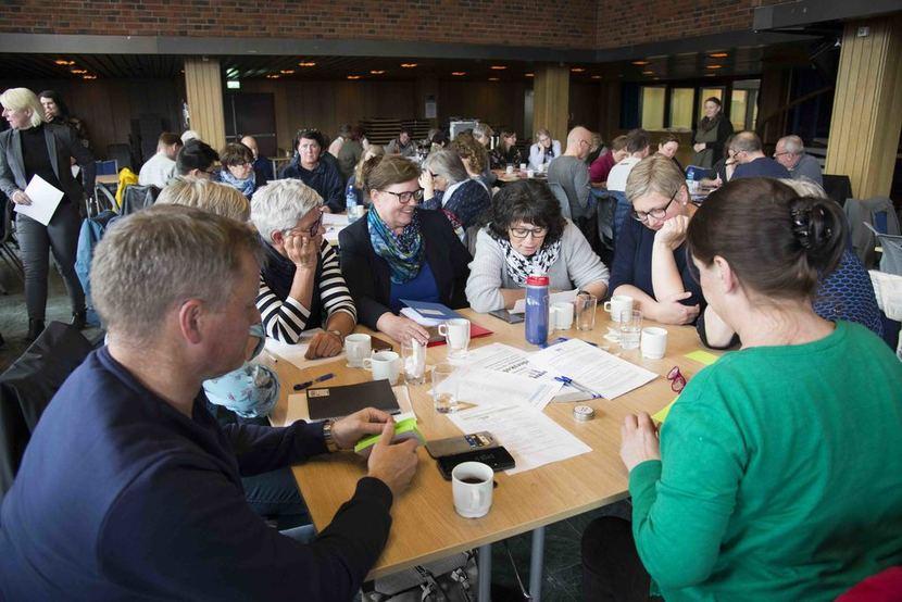 lederskole, Steinkjer kommune, Nye Steinkjer, workshop