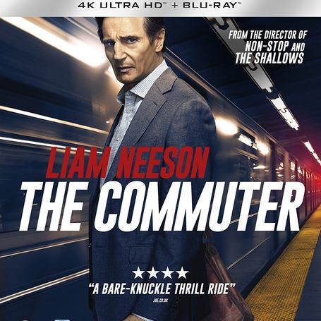 The commuter cover
