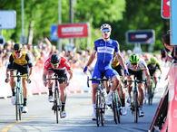 Syklister for Tour des Fjords