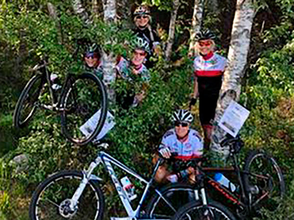 Bedriftsritt i Tour des Fjords
