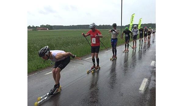 Det blir individuell start på rullskid-SM i Lidköping den 9 augusti. FOTO: Lidköpings VSK.