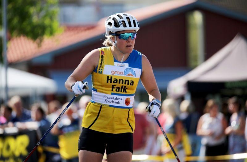 Hanna Falk skall försvara fjolårssegern i Inge Bråten Memorial i Sunne och utmanar bland annat OS-segrarinnan Stina Nilsson. FOTO: Marcela Havlova/KEK-stock.