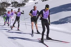 Vintern är tillbaka i Australien och 25 augusti är det dags för Kangaroo Hoppet. En del av Worldloppet.