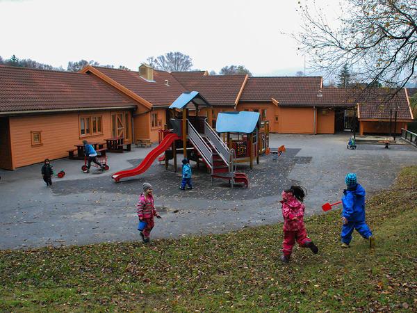 Rundevoll barnehage
