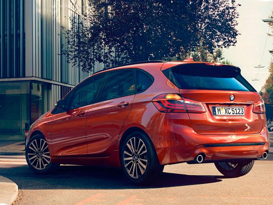 Bil BMW