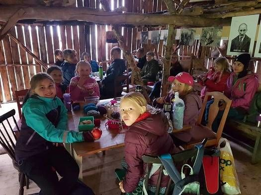Friluftsskolen i Kjelvika